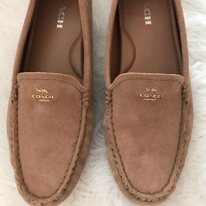 Coach Driving Loafers